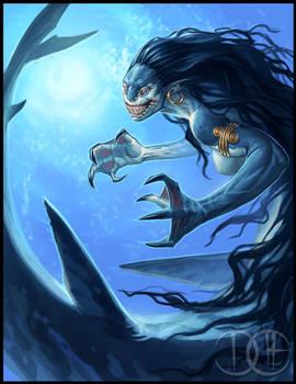 Mermay: Shark