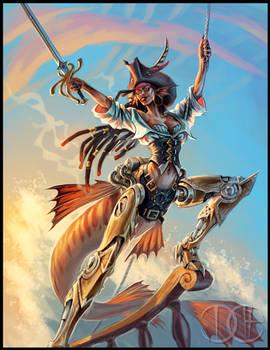 Mermay: Pirate