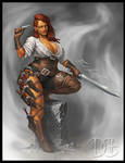 Imani, Human Rogue