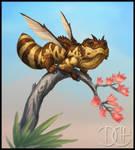 Smaugust: Bee