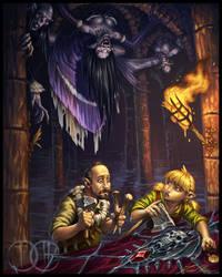 Into the Vampire Nest