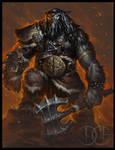 Gorrik Skullsplitter, Bandit King