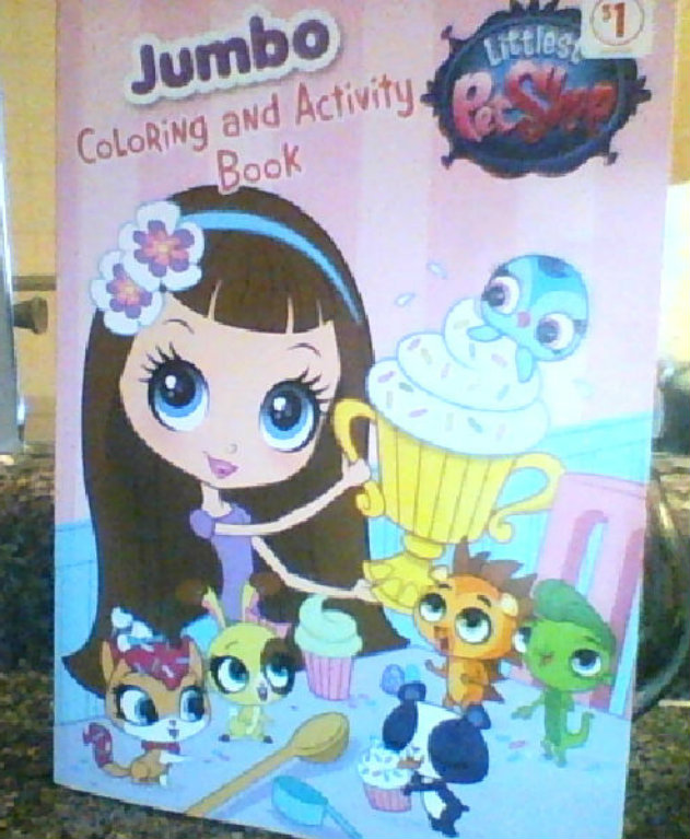 MY LPS COLORING BOOK By RussellFergusonFan1 ...