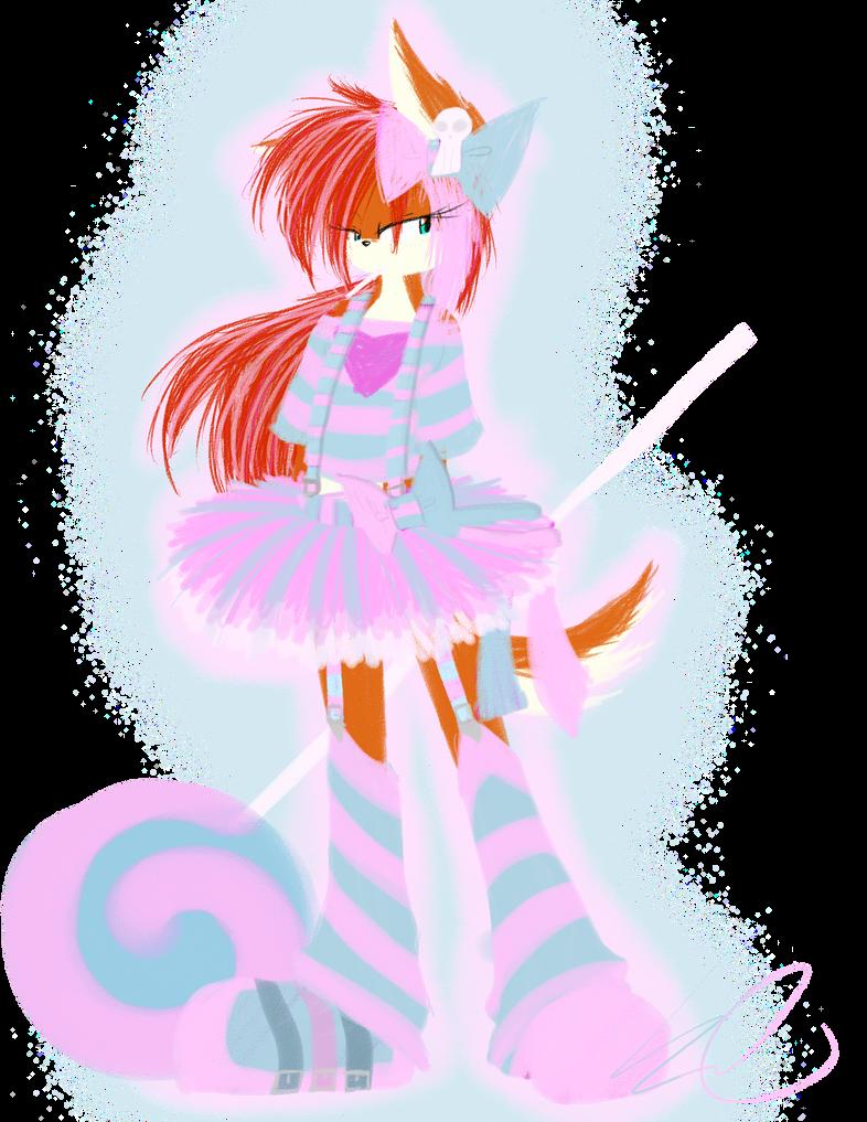 Princess sugar mint [alternate sol] by Xxcron
