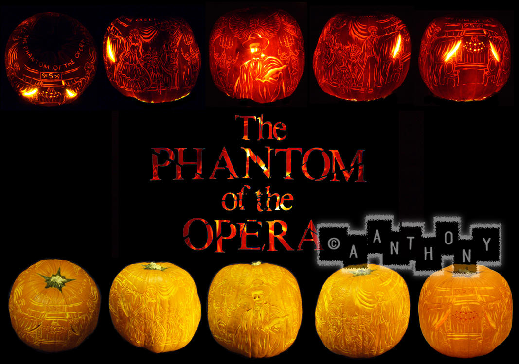 Phantom Pumpkin by A--Anthony