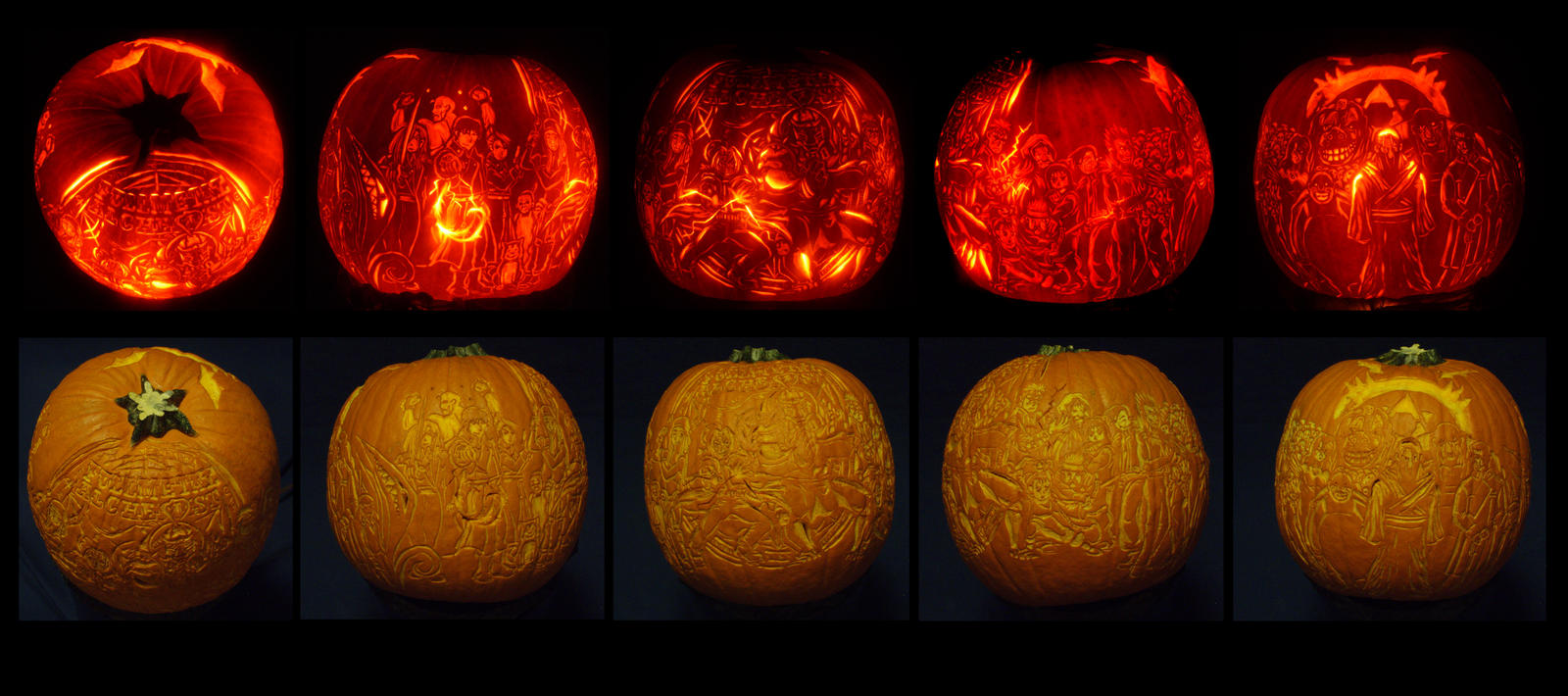 Fullmetal Pumpkin (contest) by A--Anthony