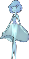 Blue Pearl. by LoulabeIIe