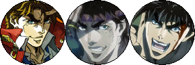 deviantDIVIDER: Joseph Joestar (YOUNG) by LoulabeIIe