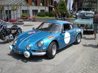 Alpine Renault A110 by franco-roccia