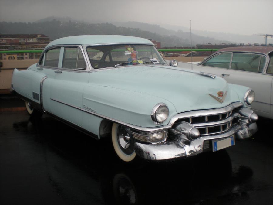 Cadillac Eldorado '53 by franco-roccia on DeviantArt