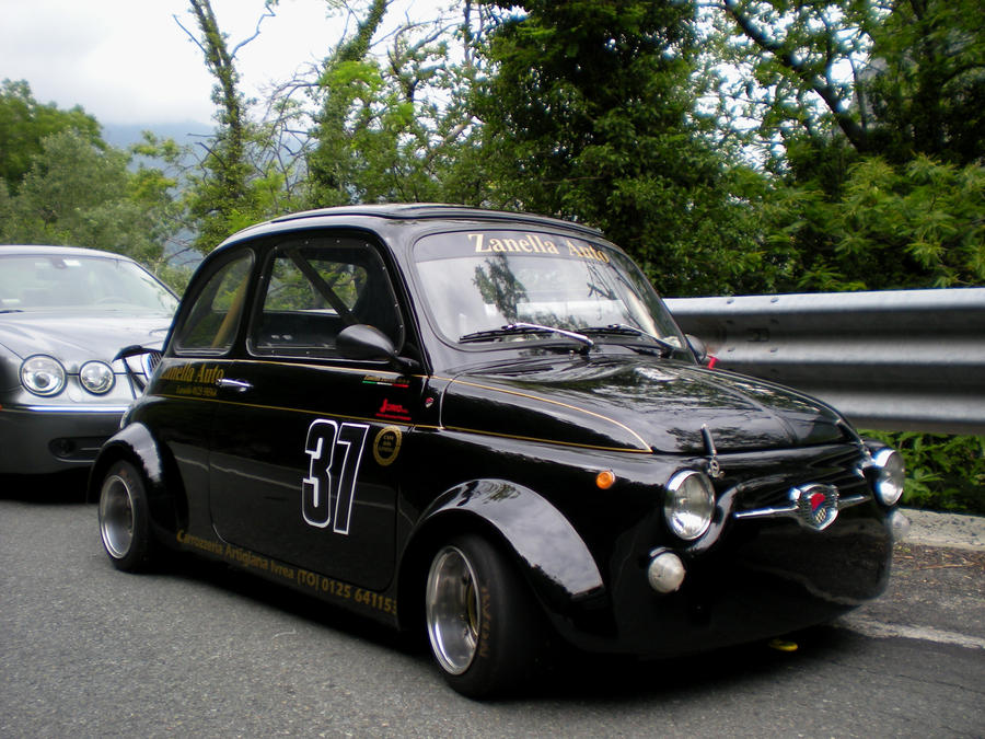 Fiat 500 Giannini 650np 60s By Franco Roccia On Deviantart