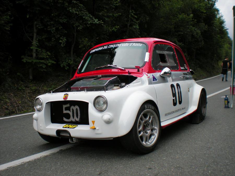 Fiat 500 Abarth 60s By Franco Roccia On Deviantart