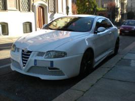 Alfa Romeo GT '05 by franco-roccia