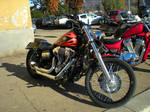 Harley Davidson Wide Glide by franco-roccia