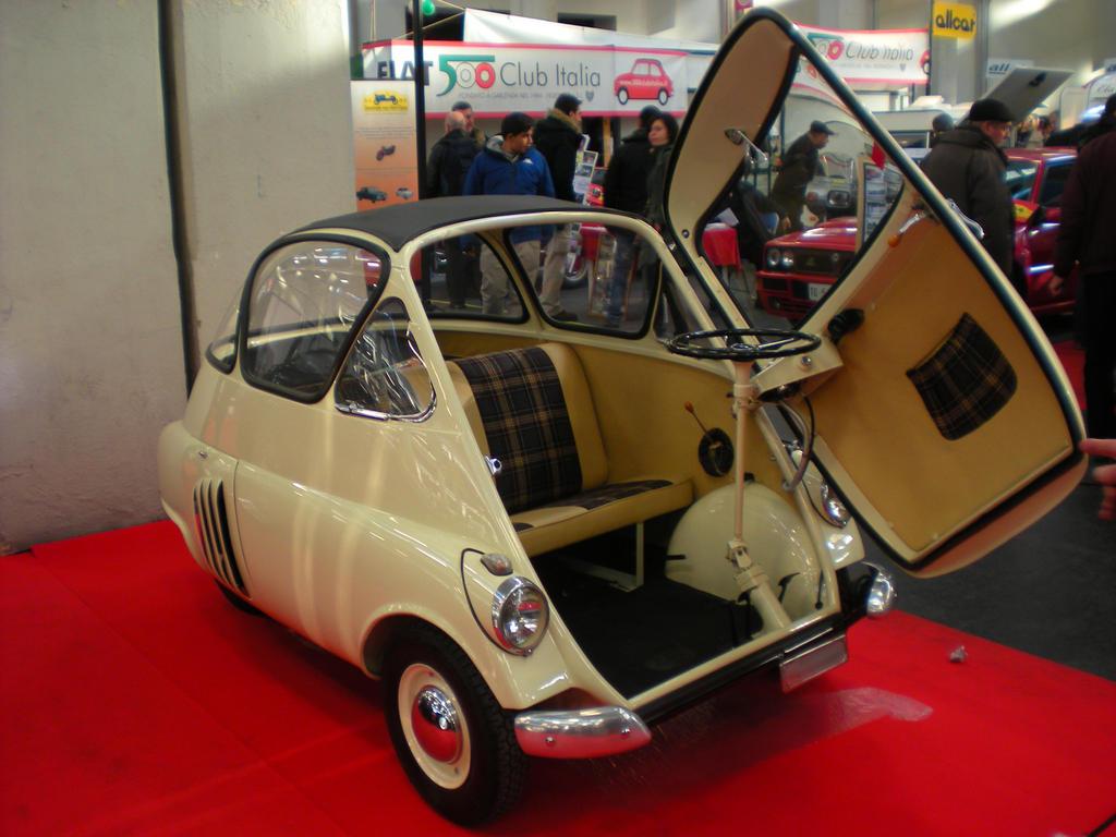 Iso Isetta '53 by franco-roccia