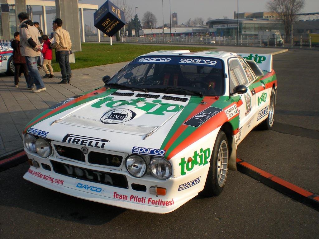 Lancia 037 '83 by franco-roccia