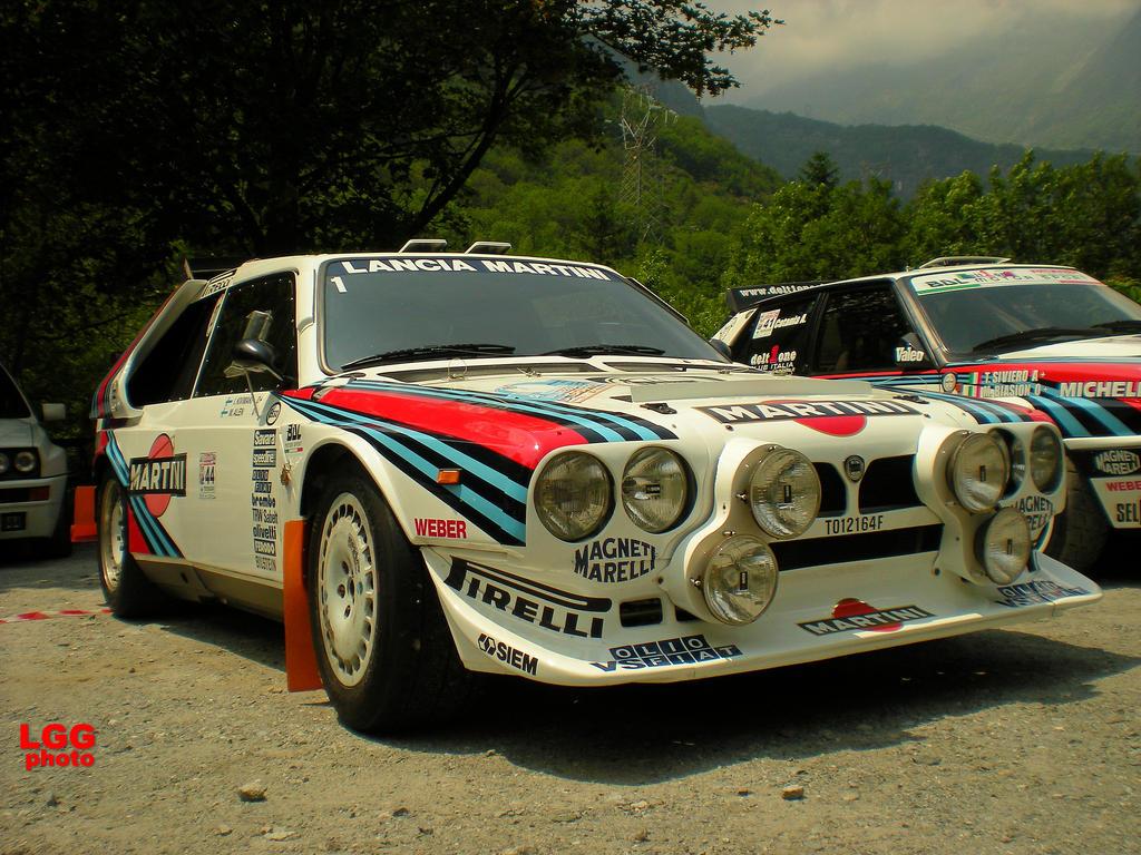 Lancia Delta S4 '85 by franco-roccia