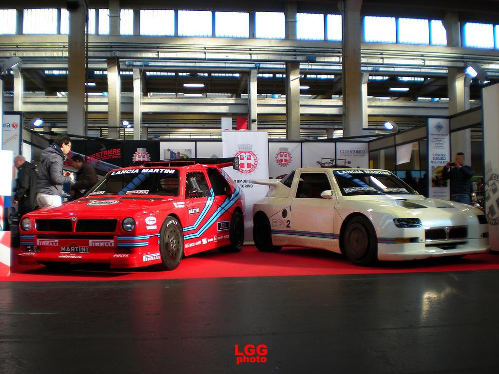Lancia ECV1 ECV2 by franco-roccia