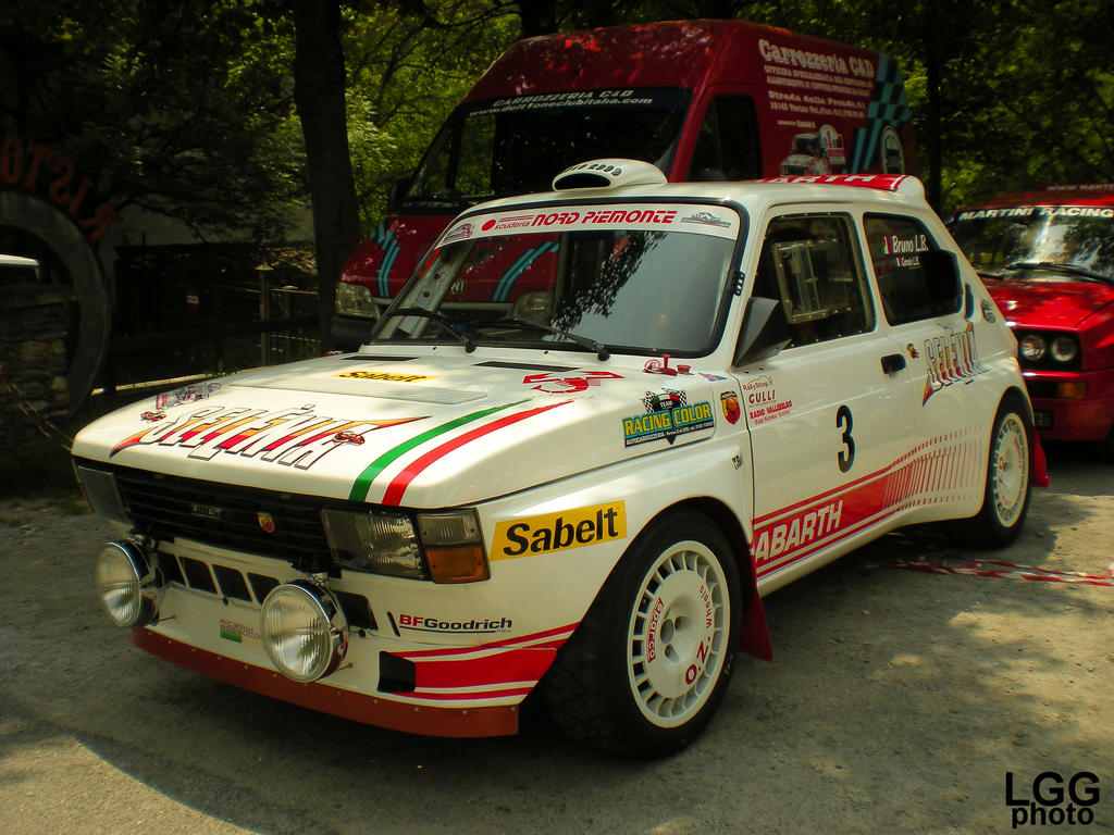 Fiat fiat 127 : Fiat 127 '80 proto by franco-roccia on DeviantArt