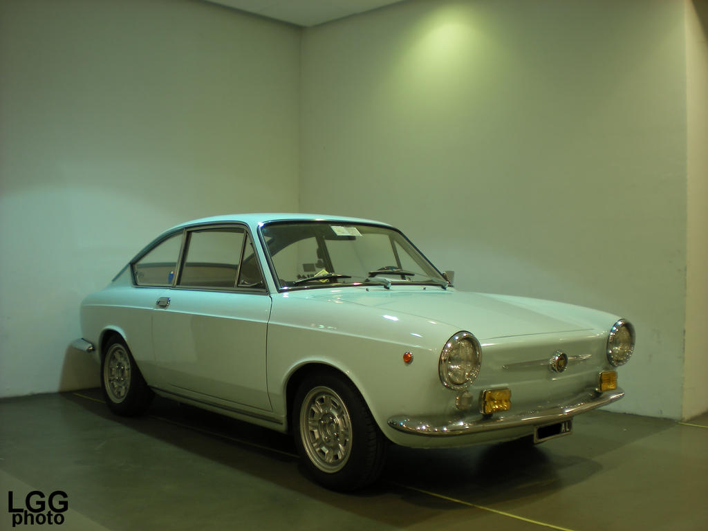 Fiat 850 Coupe 68 By Franco Roccia On Deviantart