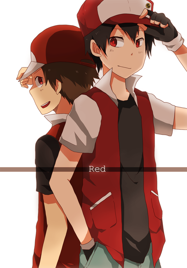 Red Fire Red by seiryuuden on DeviantArt