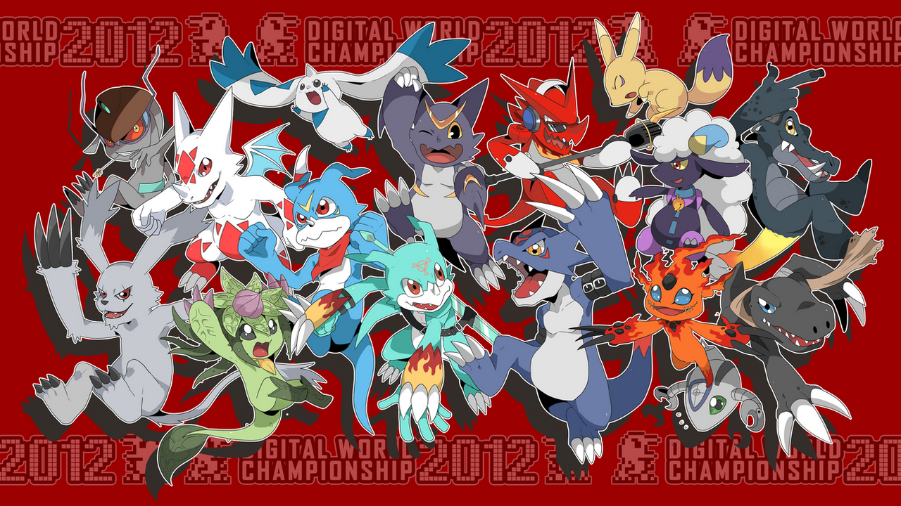 Digimon World Championship 2012 by seiryuuden on DeviantArt