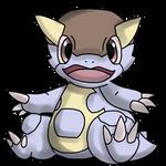 Mega Kangaskhan - Baby Kangaskhan