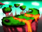 Sikrelog Second Demo - Floating Green Lands
