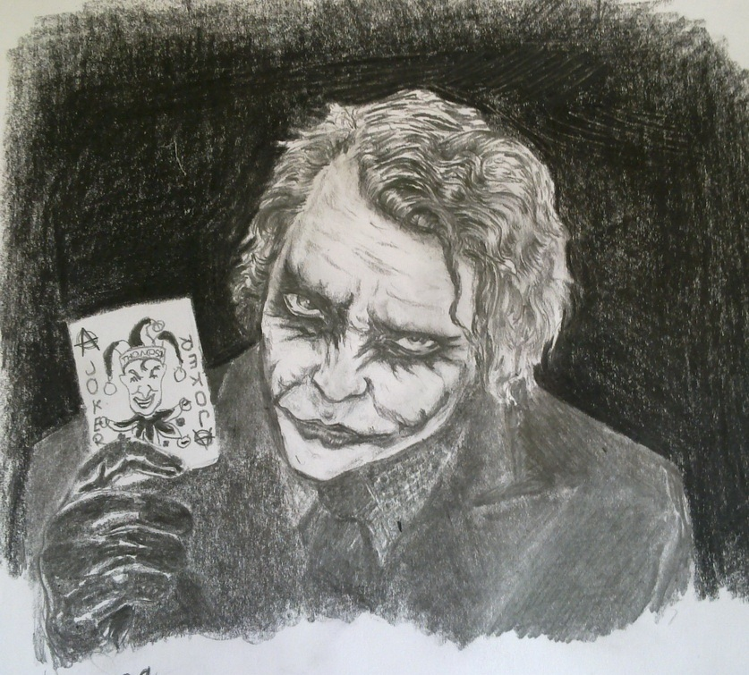 joker by queenoftheshades