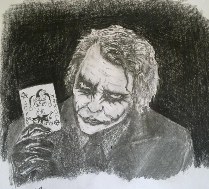 joker by queenoftheshades