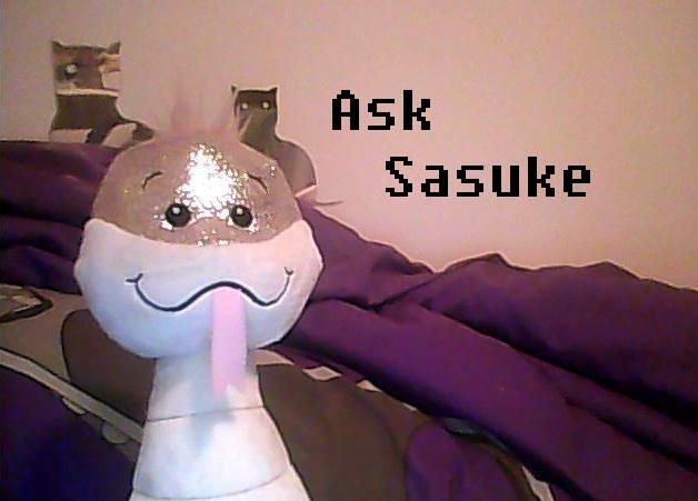 Ask Sasuke by puppyland25