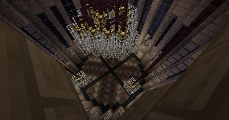 Minecraft Floating Ballroom 3 By Imperatordeelysium On