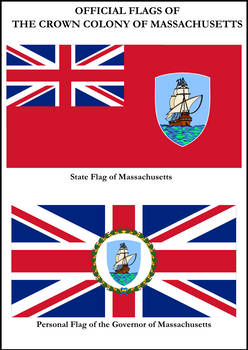 Massachusetts Flags