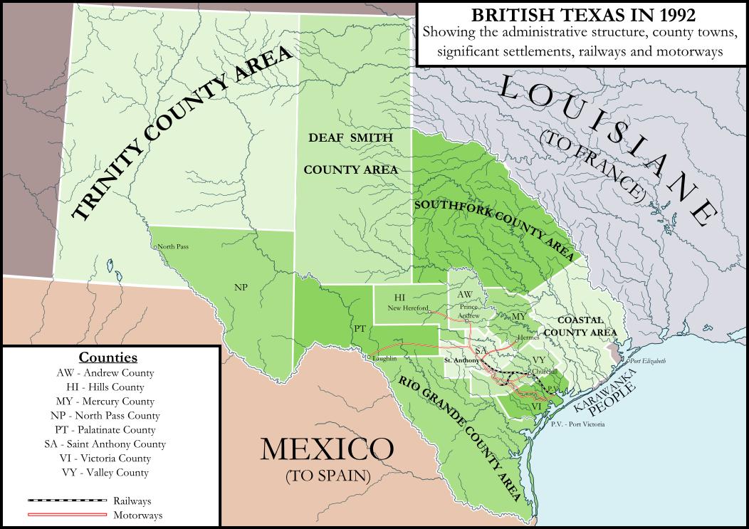 Texas by ImperatordeElysium