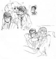 Sketchbook 6 by Barukurii