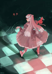 Evil Lolita by Barukurii