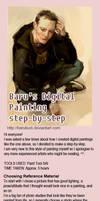Digital Painting step by step