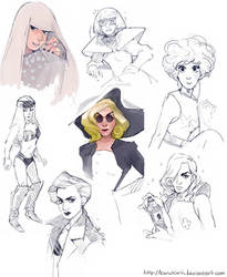 Gaga for Gaga by Barukurii