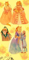 Beauty and the Beast switched