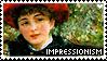 Impressionism Stamp by Barukurii