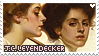 Leyendecker Stamp by Barukurii