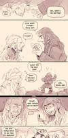 Hobbit fancomic - Ink