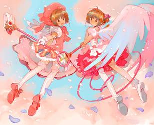 Cardcaptor Sakura by Barukurii