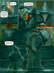 Eileen the Crow and Father Gascoigne PAGE 7 [END] by Barukurii