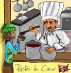 Ratatouille: Chef Skinner's Resto du Coeur