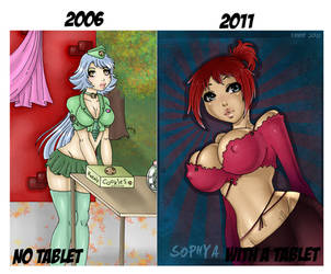 --2006 TO 2011-- by xxCuteEmmyxx