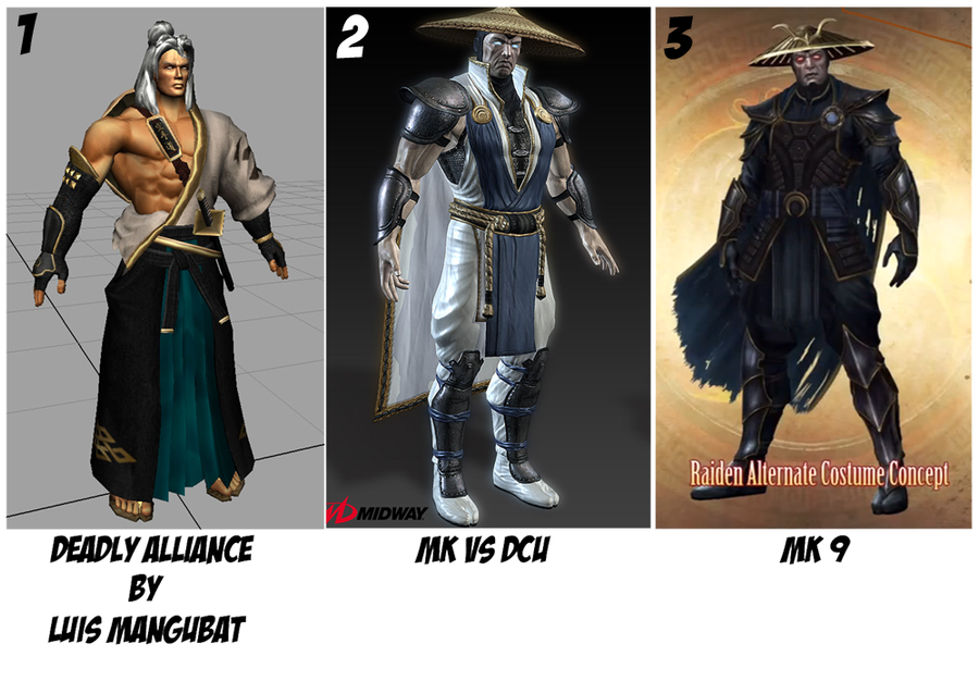 Go Back > Gallery For > Mk9 Raiden Alternate Costume