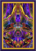 Journey Inside A Rainbow by GypsyH