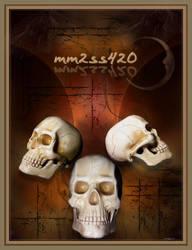 Skulls for mm2ss420