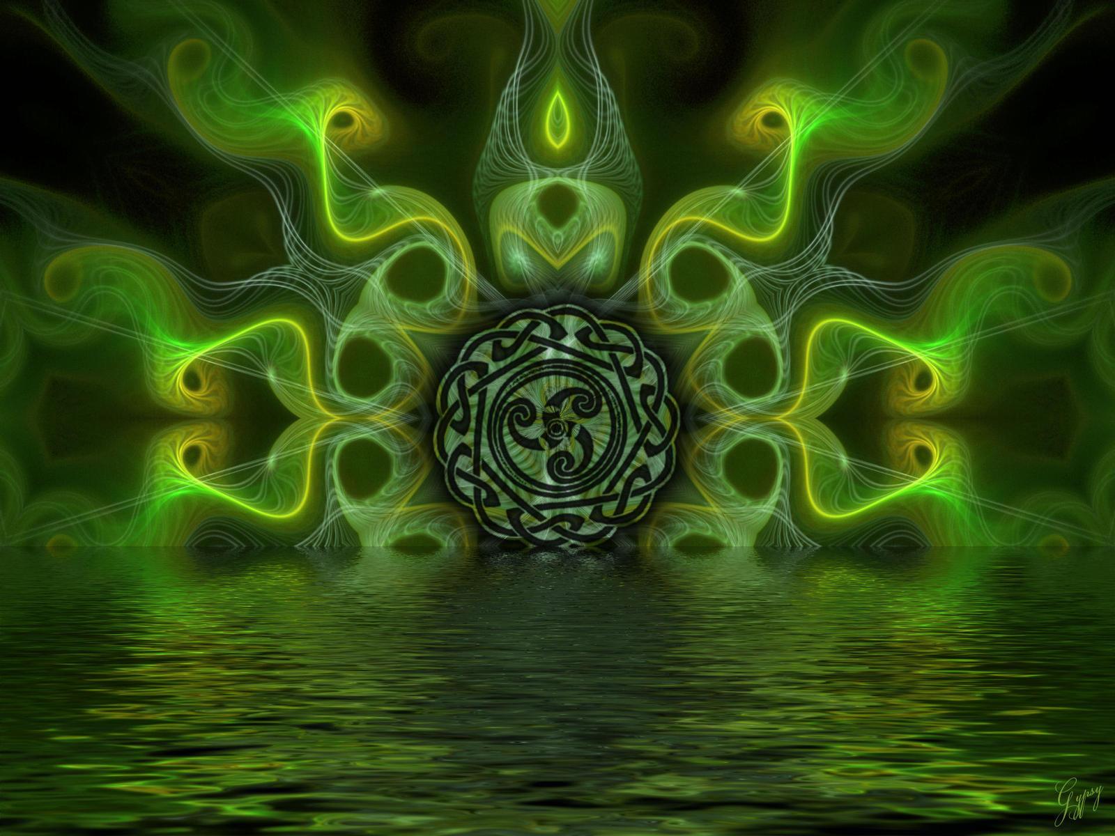 Celtic Art Wallpaper Hd Zooreka River